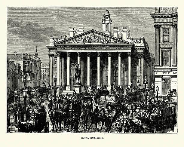 Королевская биржа в Англии