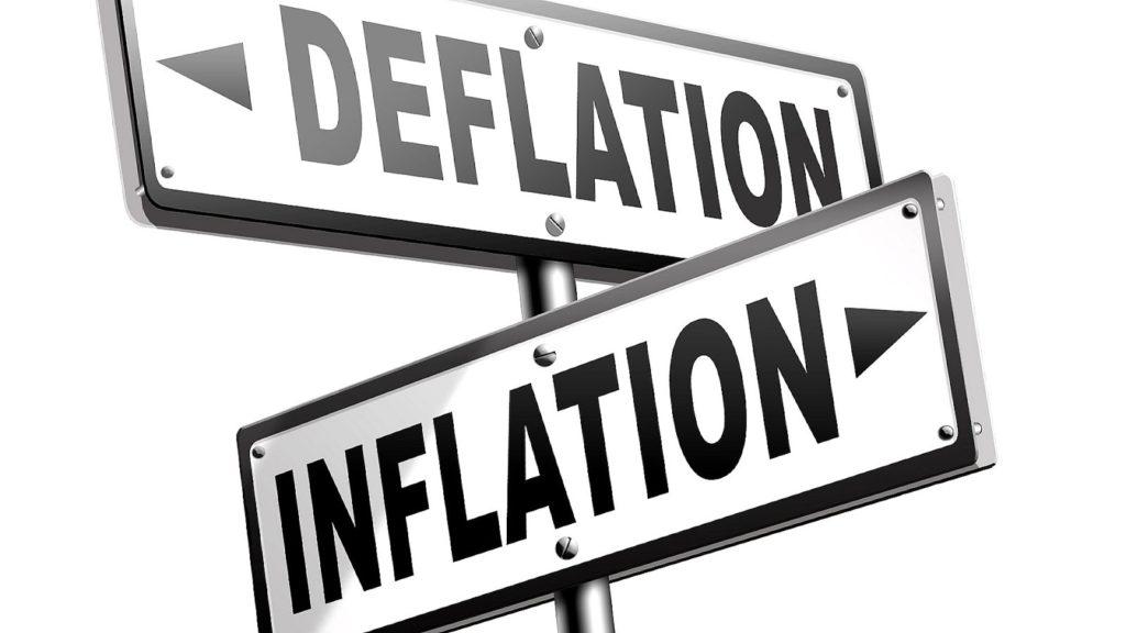 дефляция и инфляция