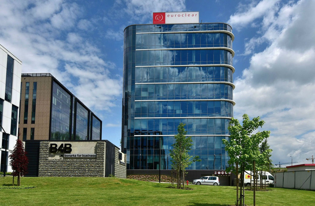 штаб-квартира Euroclear