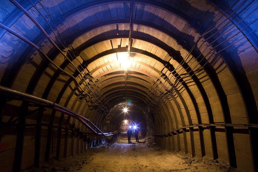 шахта Интернациональный компания АЛРОСА