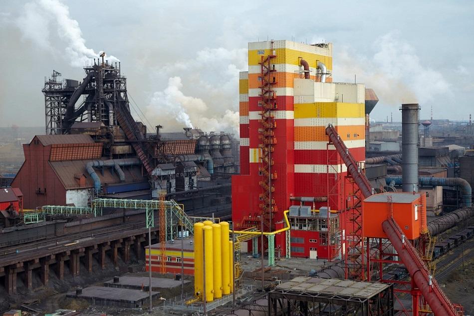 завод ЕВРАЗ
