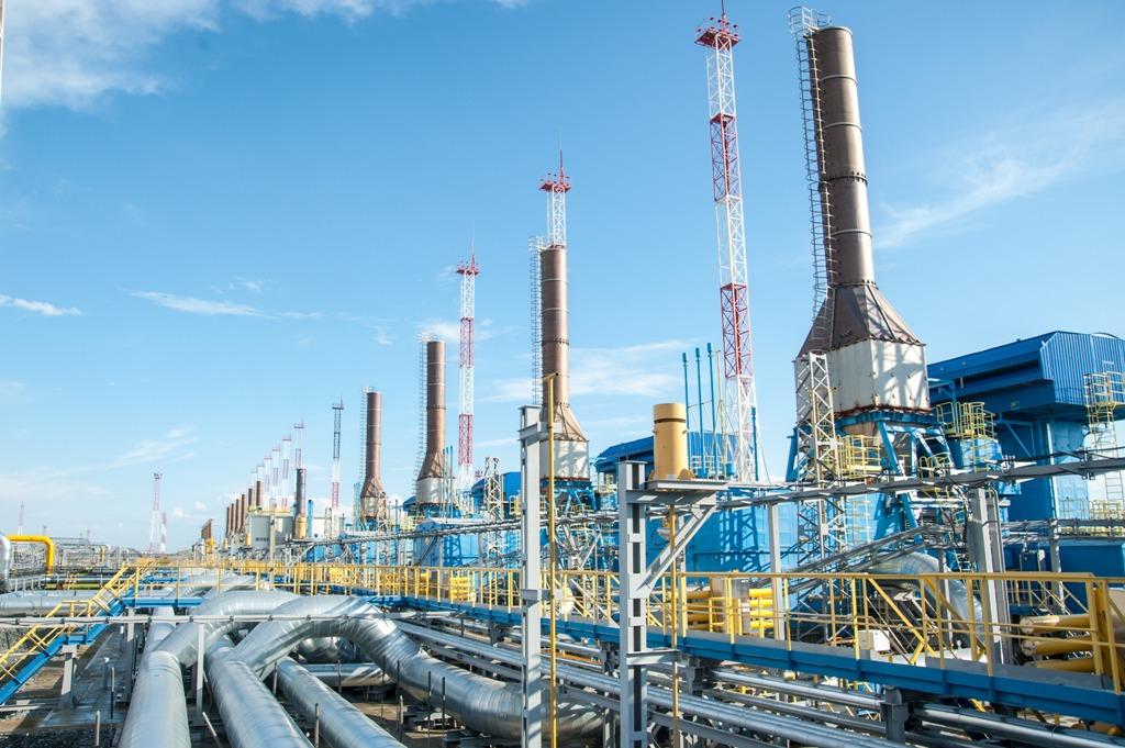 месторождение Газпром