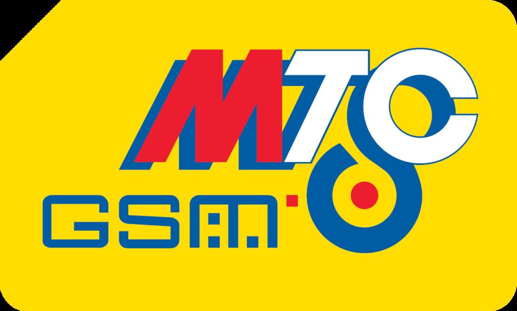 логотип компании МТС 2002-2006 год