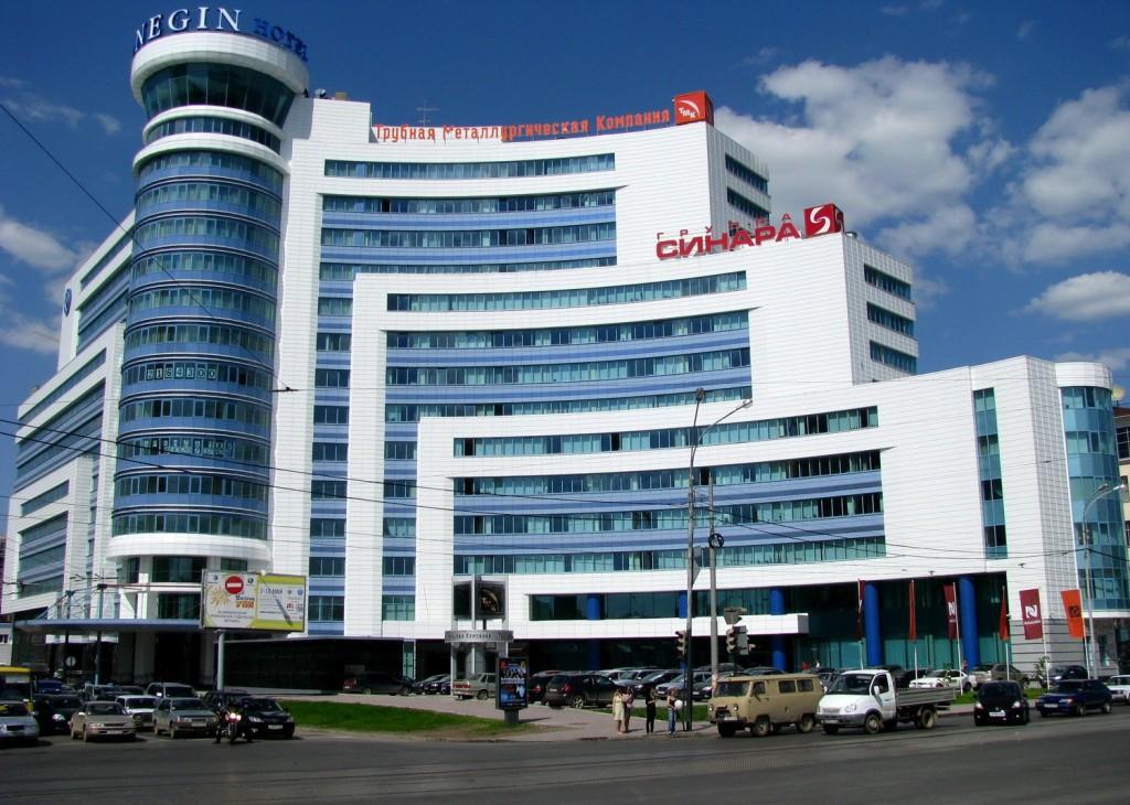 здание ТМК