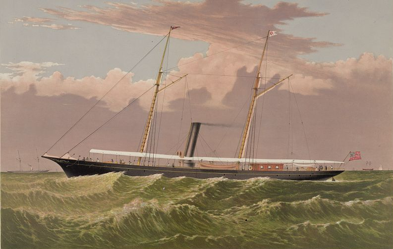 Яхта Corsair