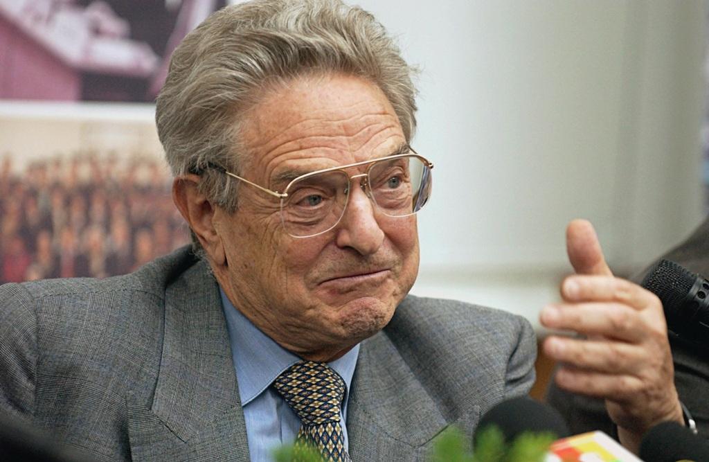Джордж Сорос, доктор наук