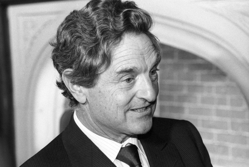 Джордж Сорос в 70-е годы