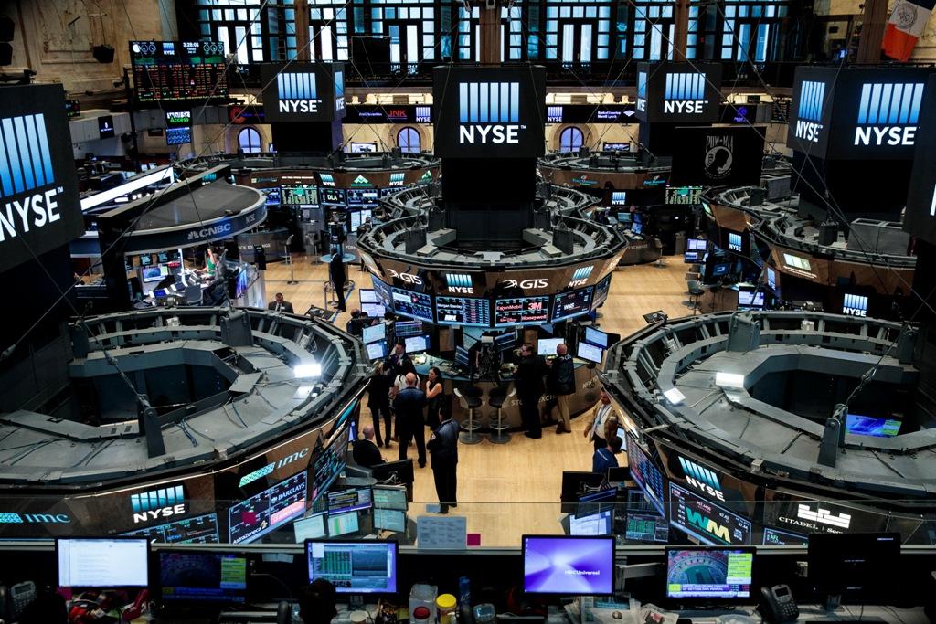 американская фондовая биржа NYSE