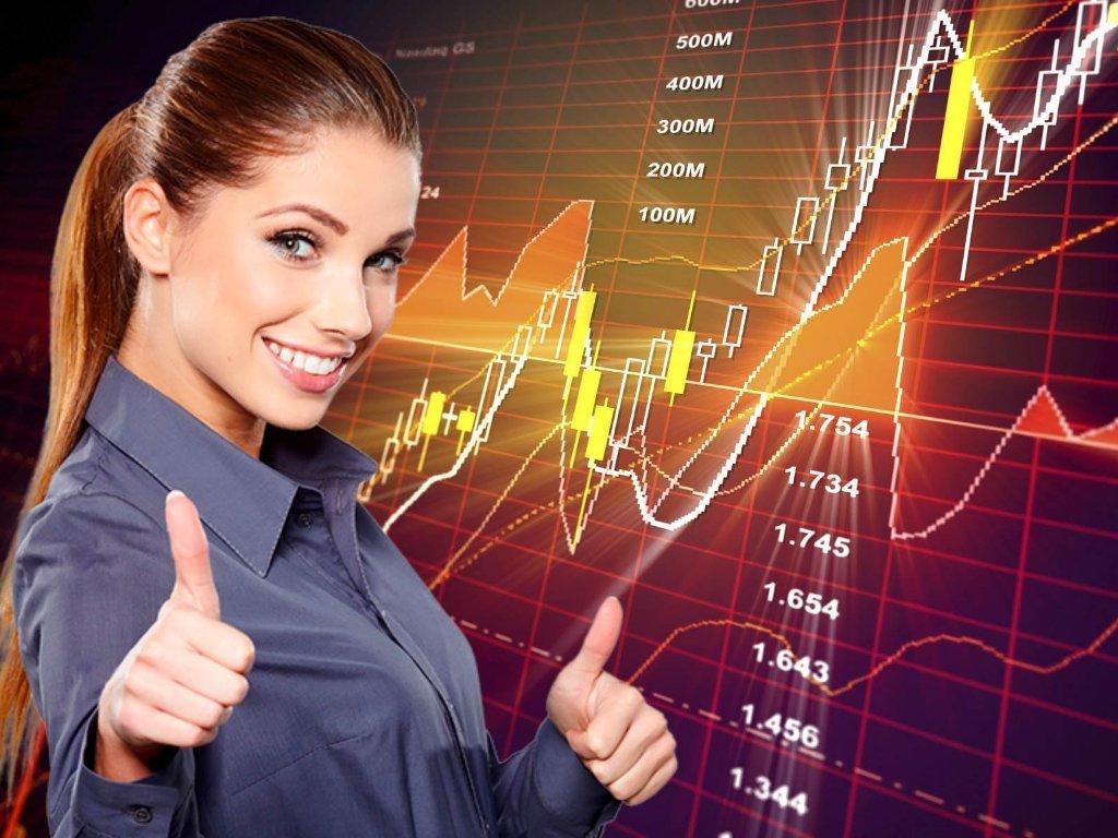 заработок в интернете с помощью торговли на бирже