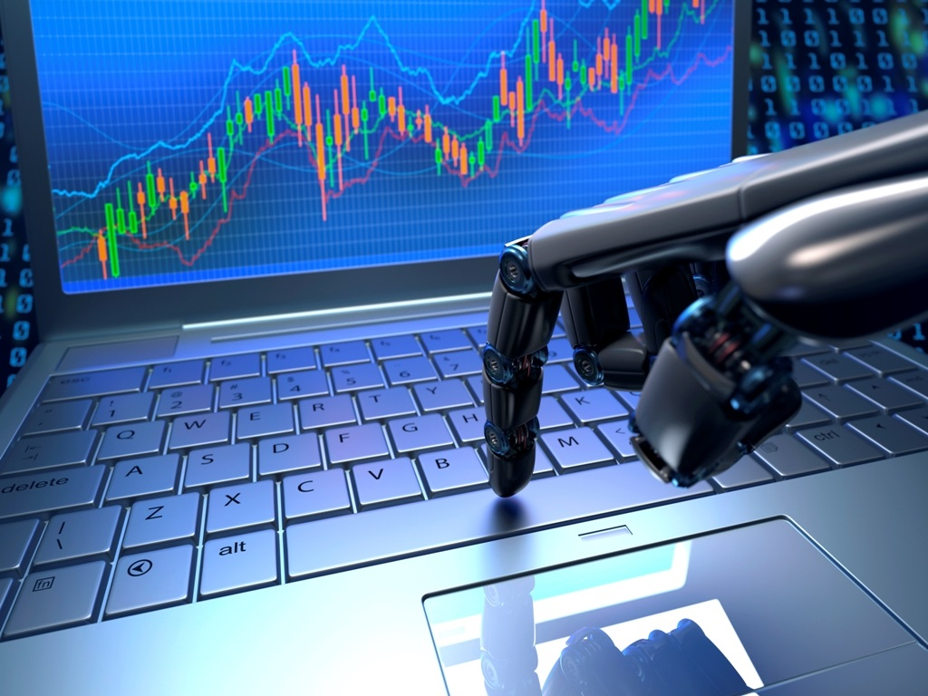 торговые роботы на бирже