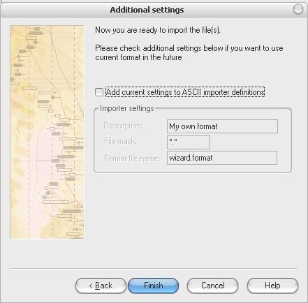 AmiBroker - Additional settings