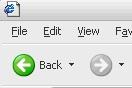 AmiBroker - кнопки браузера
