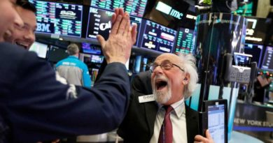 заработок на падении акций